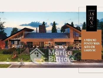 Terrenos em condomínio de alto luxo Aspen Lages SC