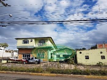 Venda barracão e Casa Universitário Lages