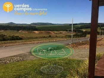 Terreno no Loteamento Verdes Campos