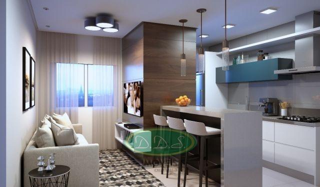 Cozinha/Sala modelo