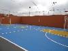 Quadra Poliesportiva Garden