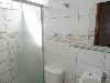 WC suite com box e espelho