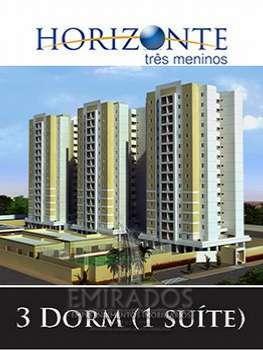 Residencial Horizonte Tr�s Meninos -3DORM 1 Su�te