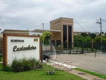 TERRENO NO CONDOMÍNIO CASTANHEIRAS EM SOROCABA-SP