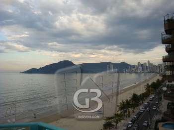 Frente Mar! Mobiliado, lindo imóvel em Balneário