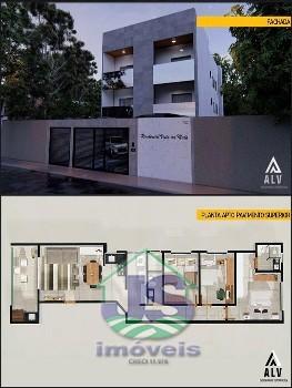 6 Apartamentos em construção. (DEZEMBRO 2021)