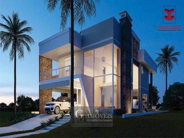 Casa em condomínio fechado em Torres-RS