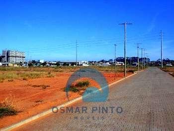 Morada das Palmeiras: Terreno de 342m²