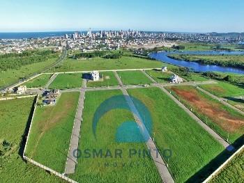 Terreno 420m² no Condomínio Marina Real