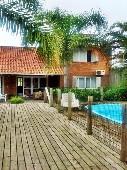 Casa 3 dormitórios 170m² com piscina