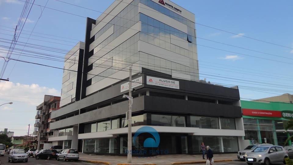 Sala em prédio comercial para locação