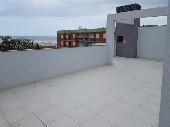 Apartamento mobiliado, 3 dorm, na Praia Grande
