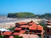 Casa 5 dorm com vista para o mar em Torres, RS