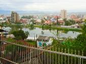 Apto 3 dormitórios com vista para Lagoa