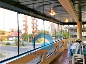 Apto 4 dormitórios em Torres RS
