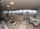 Apto novo 252,30 m²  3 suítes mobiliado