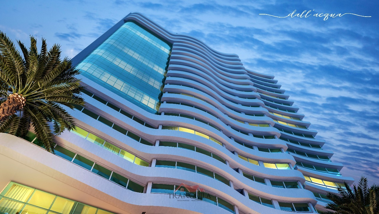 Um Prédio de luxo deve conter mais do que apartamentos excelentes e desing eficiente, deve ter alma....