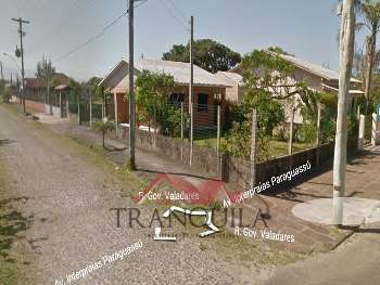 EXCELENTE RESIDENCIA DE ALVENARIA FRENTE LESTE
