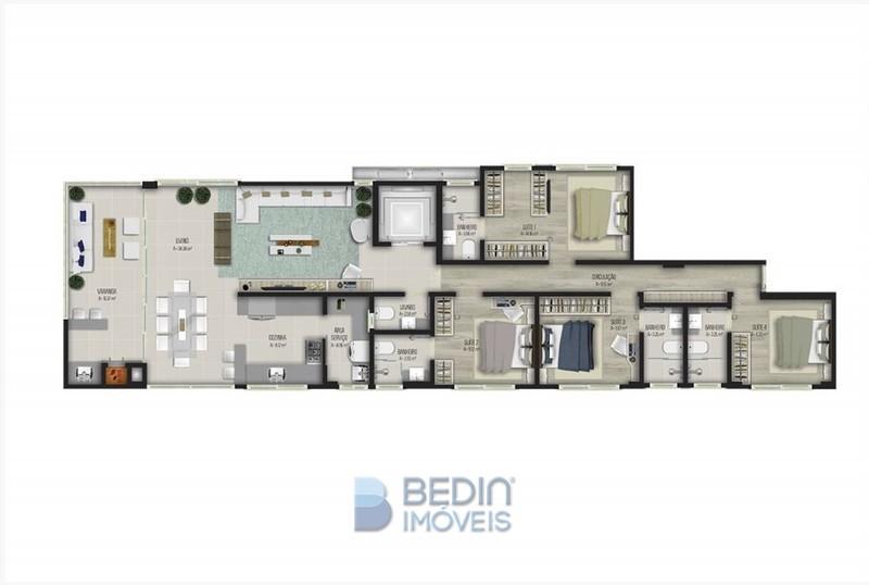 Apartamento Tipo 01