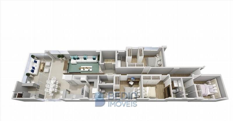 Isometria Apartamento  Ti