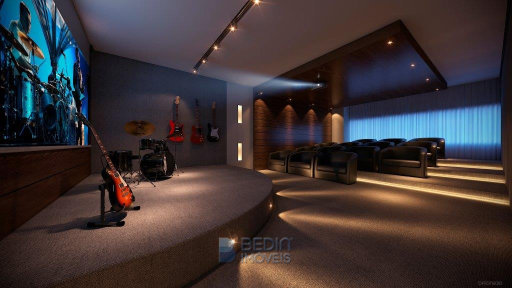 Home Theater Garage Band