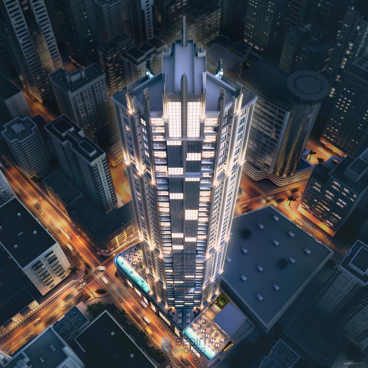 New York - em construção