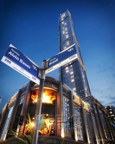 New York Apartments um novo conceito em B. Camboriú