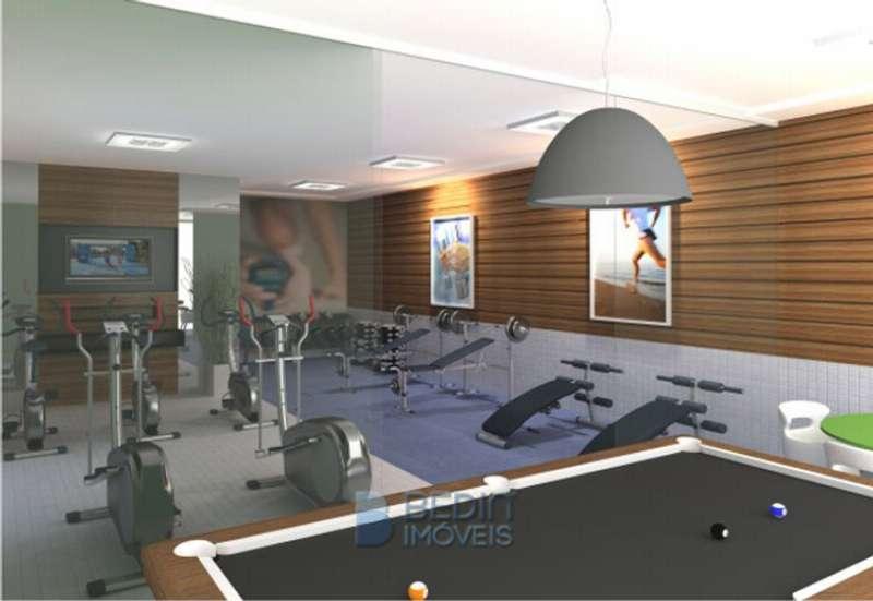 Sala de ginastica (academia)