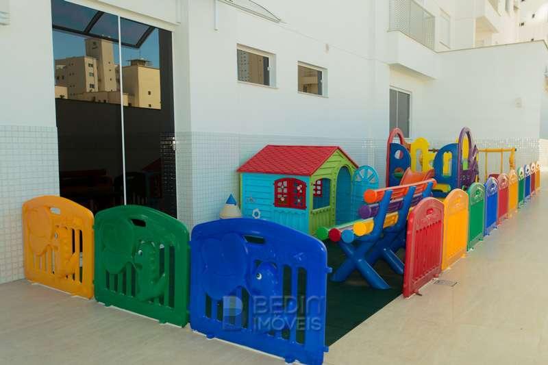 espaço kids externo