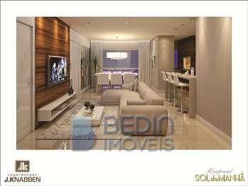 Apartamento 02 Suítes + Home Office centro BC