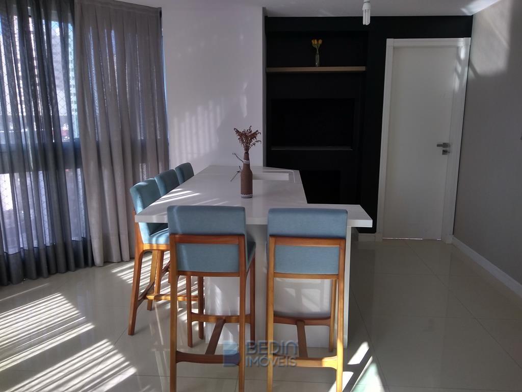 Espaço gourmet apartamento