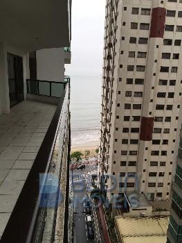 Apartamento amplo - lateral mar - permuta 100%