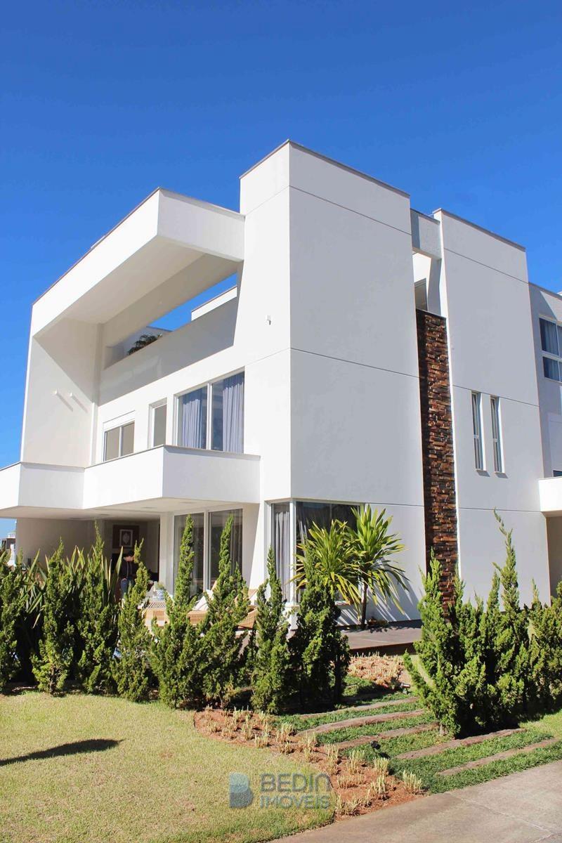 Externa casa condomínio fechad