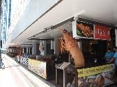 Restaurante montado frente mar Balneário Camboriú