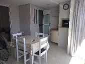 Aluguel anual 03 dormitórios mobiliado Centro BC