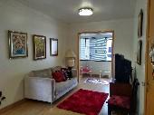 Aluguel anual 02 dormitórios mobiliado B. Camboriú