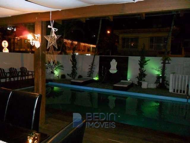 area piscina com luzes 2 - Cóp