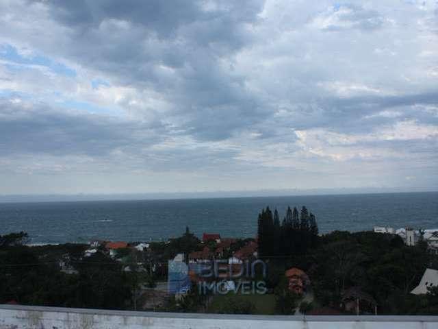 Vista para o mar de Balneário