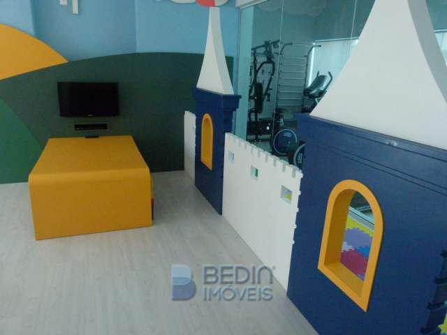 Área de lazer-espaço kids