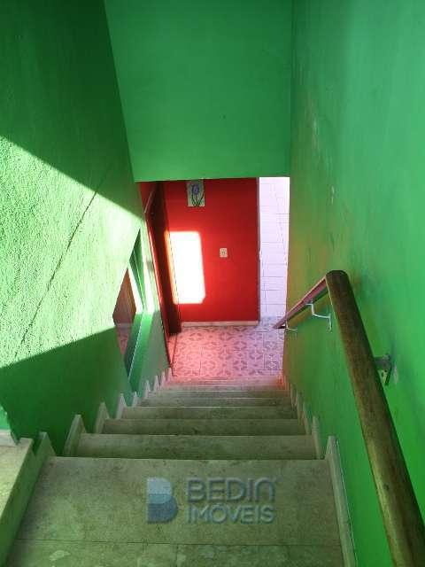 Subindo para 3º piso