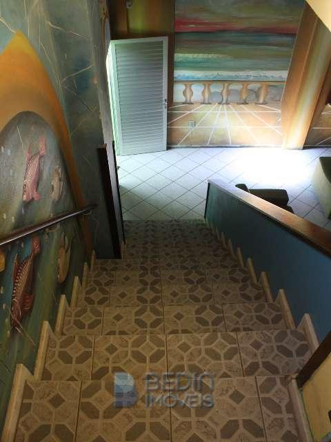 Subindo para 2º piso