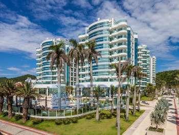 Apartamento Frente Mar Praia Brava Itajaí