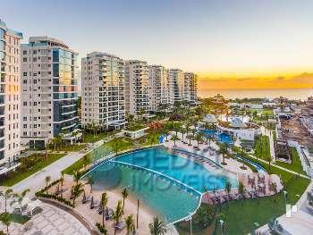 Apartamento quadra mar Praia Brava Itajaí