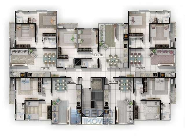 Planta (apartamentos)