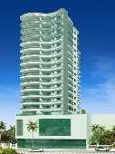 Apartamento 3 suítes Vista Mar
