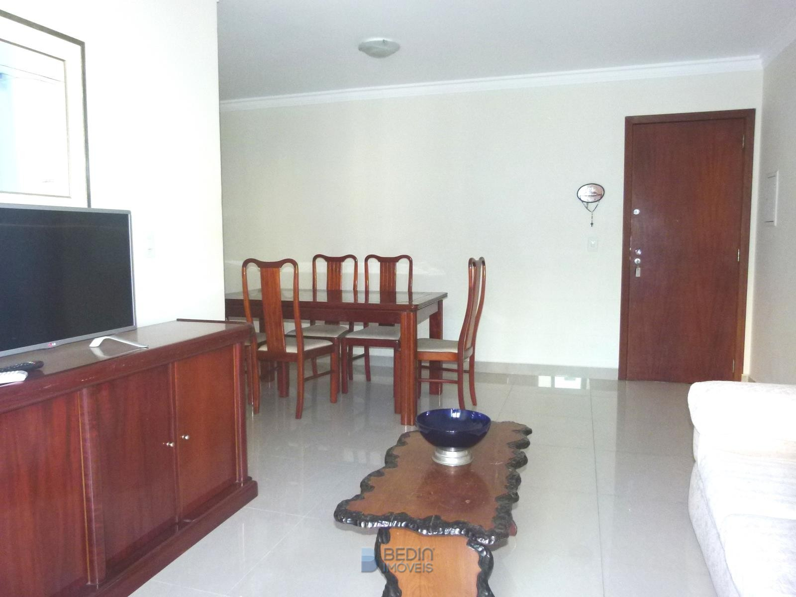 Sala com ar condicionado split