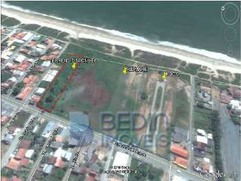Terreno Frente Mar - Balneário  Piçarras