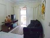 Apartamento amplo, sacada com churrasqueira