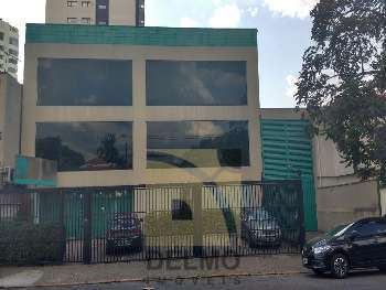 PRÉDIO COMERCIAL - VENDA/ LOCAÇÃO - CAMPO BELO