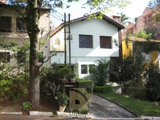 CASA SOBRADO - VENDA/ LOCAÇÃO - MORUMBI